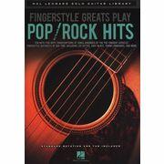 Hal Leonard Fingerstyle:Play Pop Rock Hits