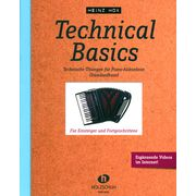 Holzschuh Verlag Technical Basics Accordion