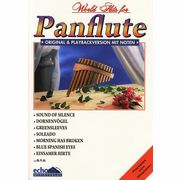 Echo Musikverlag World Hits For Panflute
