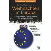 Alfred Music Publishing Weihnachten in Europa