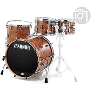 Sonor ProLite Studio Chocolate Burl