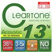 Cleartone CT 7613 80/20 Bronze 13-56