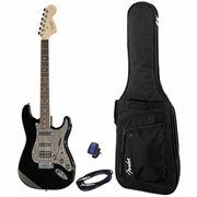 Fender Squier Affinity FatStrat BKSet
