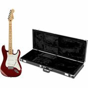 Fender Standard Strat MN CAR Bundle