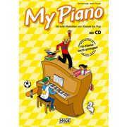 Hage Musikverlag My Piano +CD
