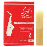Gonzalez RC Alto Saxophone 2.75