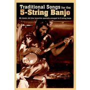 Wise Publications Traditional Songs for 5-String