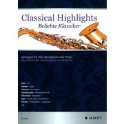 Schott Classical Highlights A-Sax