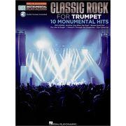 Hal Leonard Trumpet Easy Classic Rock
