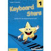 Musikverlag Tastenzauber Keyboard Stars Vol.1