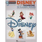Hal Leonard Tromb. Easy Play Along Disney