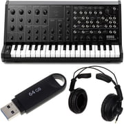 Korg MS-20 mini Headphone Bundle