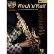 Hal Leonard Saxophone Play Along: Rock