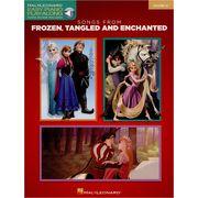Hal Leonard Easy Piano Play Along Frozen