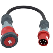 Stairville CEE Adapter 63A-125A