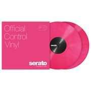 Serato Performance-Series Vinyl pink