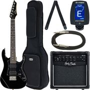 Harley Benton RG-Junior BK Bundle 2