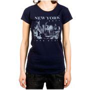 Cotton Music Jazz Lady T-Shirt XL