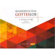 Bärenreiter Bläser Gotteslob 4 B Violin