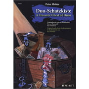 Schott Treasure Chest Duos Violin