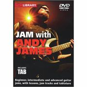 Music Sales Jam With Andy James DVD