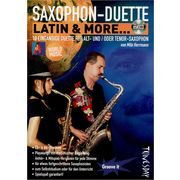 Tunesday Records Saxophone-Duette Latin