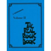Hal Leonard The Real Rock Book Vol.2 C