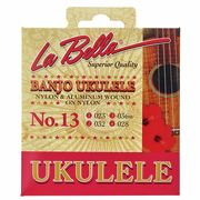 La Bella 13 Banjo Ukulele Strings