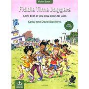 Oxford University Press Fiddle Time Joggers +CD