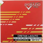 Dorazio K12 Cretan Laouto Strings