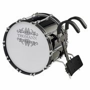 Thomann BD2214BL Marching Bass Drum
