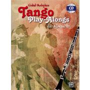 Alfred Music Publishing Tango Play Along: Clarinet
