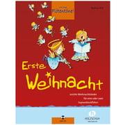 Holzschuh Verlag Flötentöne Erste Weihnacht +CD