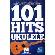 Hal Leonard 101 Hits For Ukulele