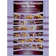 Carl Fischer Compatible Quartets Trombone