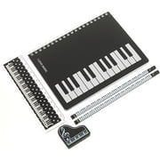Music Sales Large Writing Set Keyboard