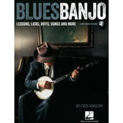 Hal Leonard Blues Banjo Lessons
