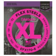 Daddario EFX170-6 Flex Steels