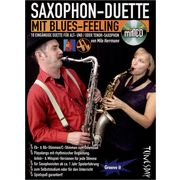 Tunesday Records Saxophone-Duette mit Blues