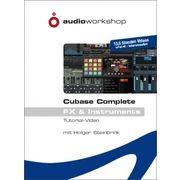 Audio Workshop Cubase Complete FX & Inst. DVD