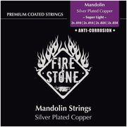 Fire & Stone Mandolin Strings Super Light