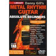 Music Sales Metal Rhythm Guitar Beginners