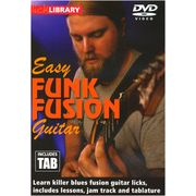 Music Sales Easy Funk Fusion Guitar