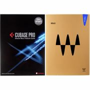Steinberg Cubase Pro 9.5 Waves Gold Set