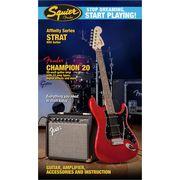 Fender SQ Affinity HSS/Champion CAR