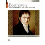 Alfred Music Publishing Beethoven: Selected Guitar