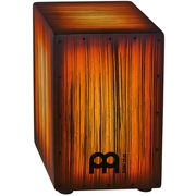 Meinl HCAJ2AMTS Tiger Striped Cajon