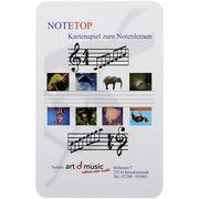 Art of Music NoteTop Spielend Noten