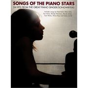 Wise Publications Songs Of The Piano Stars