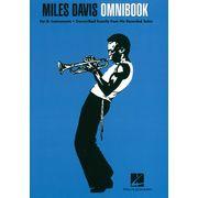 Hal Leonard Miles Davis Omnibook B Flat